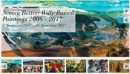 Seeing Better: Willy Russell Paintings 2008-2017