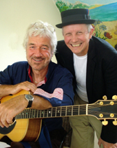 Willy Russell and David Kramer: South African BLOOD BROTHERS opens in SEptember 2013 in Cape Town.