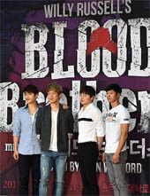 Blood Brothers - Korea - 2014 - Photo Credit: Hansaem Song