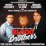 Petula Clark and the cassidy brothers - Blood Brothers