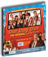 You can now buy a cd of songs from the musical OUR DAY OUT.