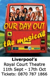 Our Day Out poster 2009