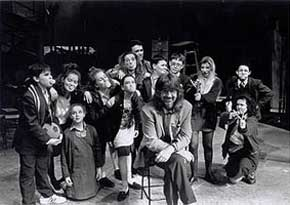 Willy and the liverpool kids nad featuring Loreto Murray with whom Willy toured with The Singing Playwrights