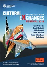 Cultural Exchanges Festival at De Mountford University