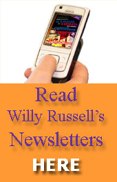 Click to read Willy's last Newsletter