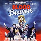 Blood Brothers CD