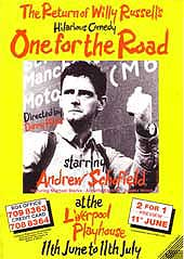 Andrew Schofield in One For The Road
