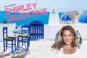 Claire sweeney as Shirley Valentine, Cheltenham Everyman 2020