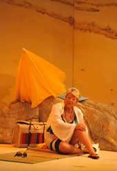 Pauline Daniels as Shirley Valentine 2009