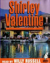 Cassette of Willy Russell narrating Shirley Valentine