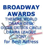Broadway awards