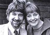 Willy Russell with Norren Kershaw, the original 'Shirley'