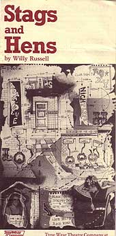 Programme cover from the Playhouse production in 1982